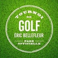 Tournoi de golf Éric Bellefleur - Dimanche 8 juillet 2018