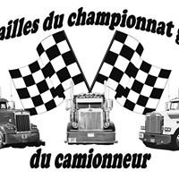 Retrouvailles du championnat gaspésien du camionneur