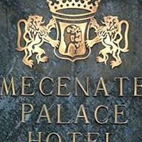 Mecenate Palace Hotel - Roma