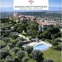 Chateau St Martin Vence