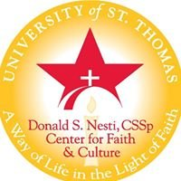 Donald S. Nesti, CSSp Center for Faith & Culture - University of St. Thomas
