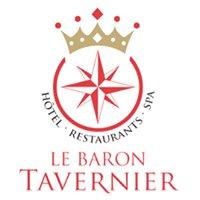 Le Baron Tavernier Hôtel Restaurants & Spa  -  Le Deck