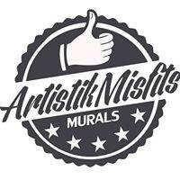 Artistik Misfits Murals