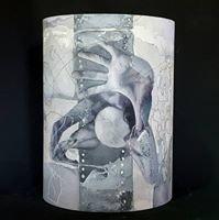 Anita Wiegele ART Lamps