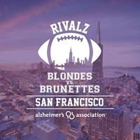 Rivalz Blondes vs. Brunettes San Francisco