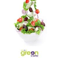 Saladbar Green Is Better International-Official