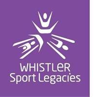 Whistler Sport Legacies