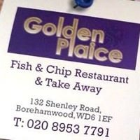 The Golden Plaice