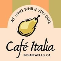 Cafe Italia Palm Desert