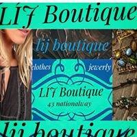 """LIJ Boutique Inc. """"Boutique & Hair studio"""""""