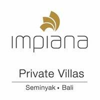 Impiana Private Villas Seminyak, Bali