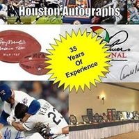 Houston Autographs