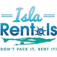 Isla Rentals