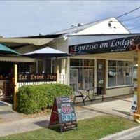 Espresso on Lodge