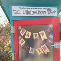 Little Free Library on Woodlake