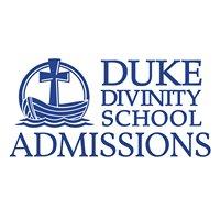 Duke Divinity School Admissions