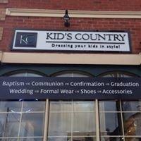 KidsCountry ChildrensBoutique