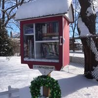 3rd Street Little Free Library