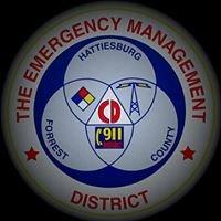 Forrest County Emergency Management