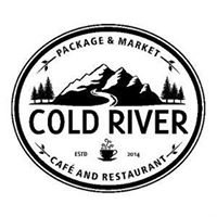 Cold River Cafe, Package & Market