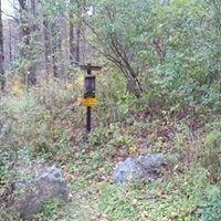 Link Trail - Damon Road Trailhead