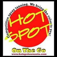 Hot Spot On The Go Competition Tanning