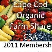 Cape Cod Organic Farm Share CSA