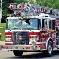 Athens Vol. Fire Department