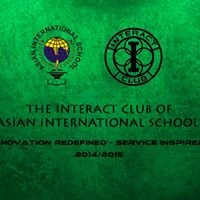 The Interact Club of Asian International School