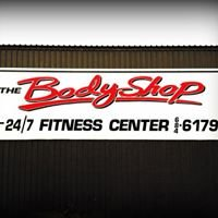 The Body Shop 24/7 Fitness Colville