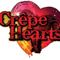 Crepe Hearts
