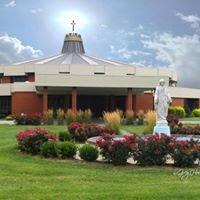 Sacred Heart Catholic Church & School, Effingham Illinois