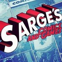 Sarge's Comics and Games