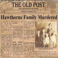 Hawthorne Manor Haunted House