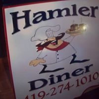 The Hamler Diner