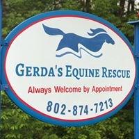 Gerdas Equine Rescue Inc.