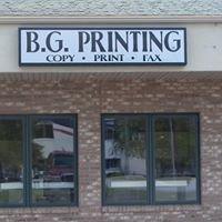 BG Printing, LLC