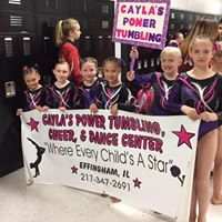 Cayla's Power Tumbling Cheer & Dance Center