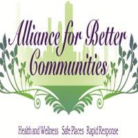 Alliance for Better Communities