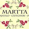 Majatalo Martta: Saariston romanttisin majoituspaikka