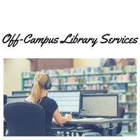 University College - Off Campus Library Services