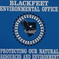 Blackfeet Environmental Office