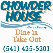Chowder House at the Pacific Reef Resort - Gold Beach Oregon