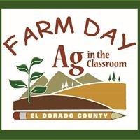 El Dorado County Ag in the Classroom
