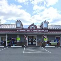 Concord Pet Food & Supplies