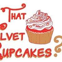 Is That Velvet Cupcakes?