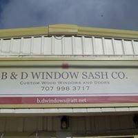 B & D Windows