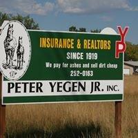 Peter Yegen Jr Inc
