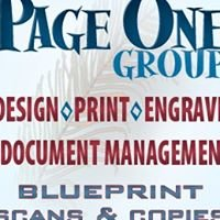 Page One Group