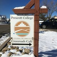 Prescott College Crossroads Cafe - Always Open to the Public